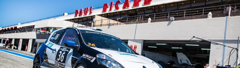 eXigence Motorsport au circuit le Castellet